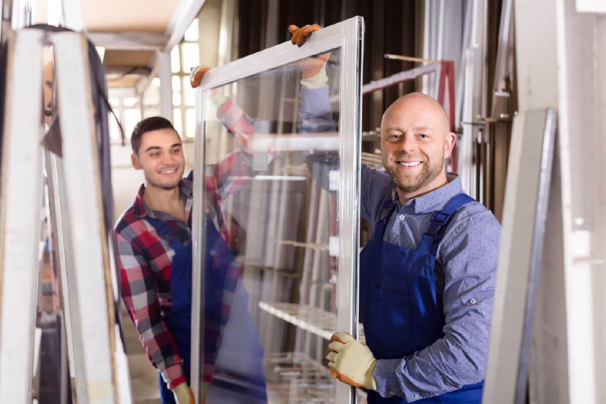 Aluminium Window Repairs Leeds
